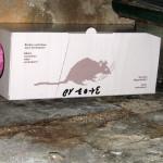 Mit Rattenköderboxen Ratten wirkunsvoll bekämpfen.