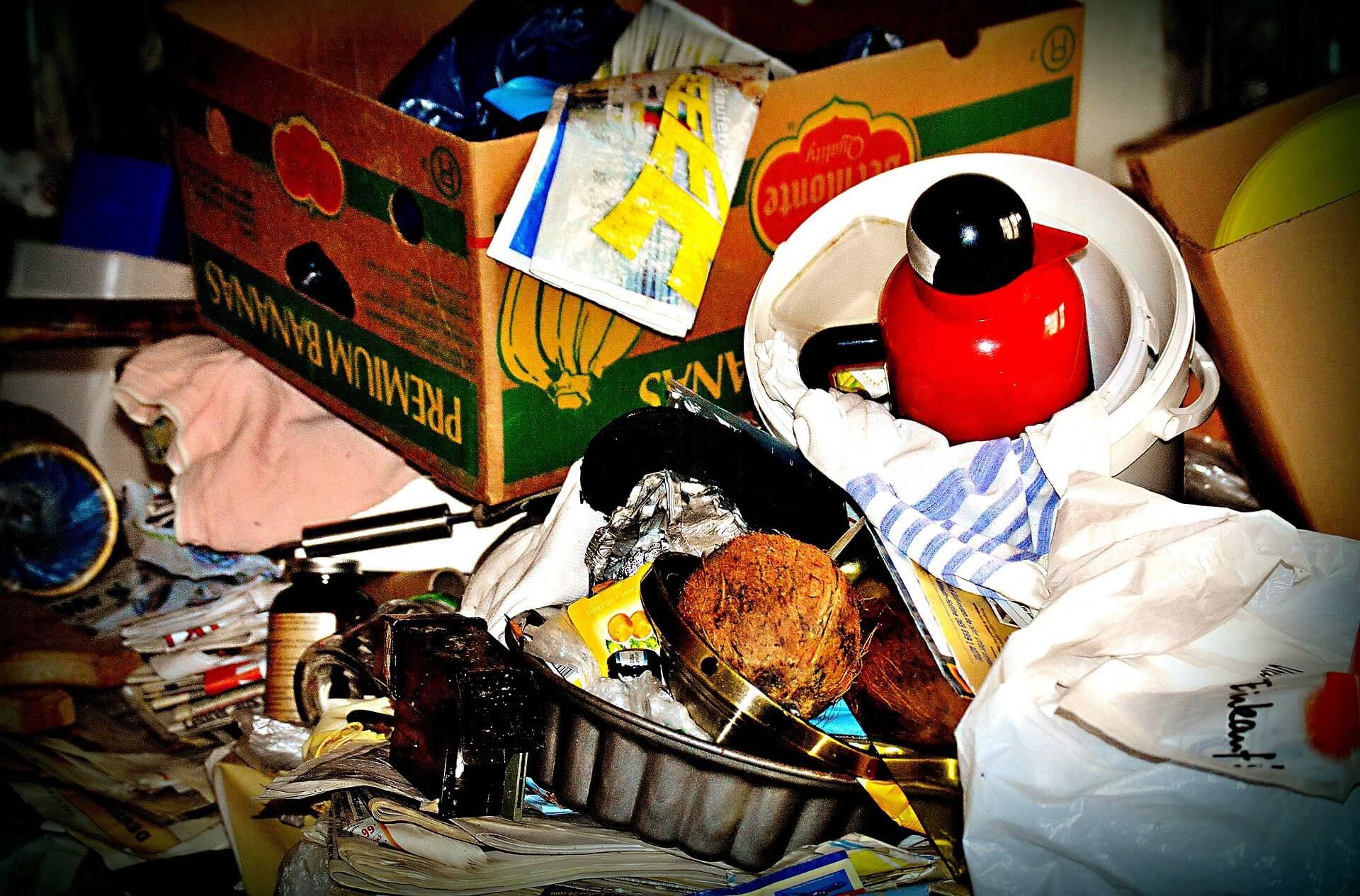 Geruchsneutralisierung und Desinfektion von Messiewohnungen